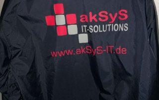 akSyS Arbeitskleidung
