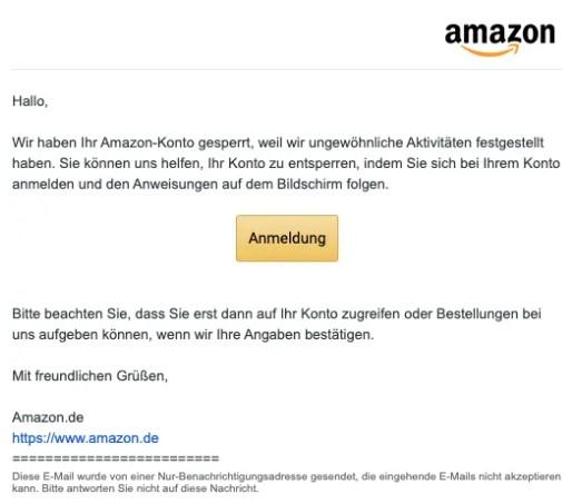 Amazon-Fake-Mails